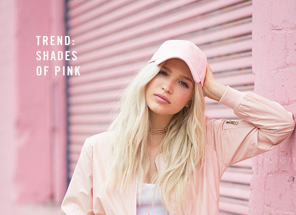 Trend: Shades of Pink | 2020AVE