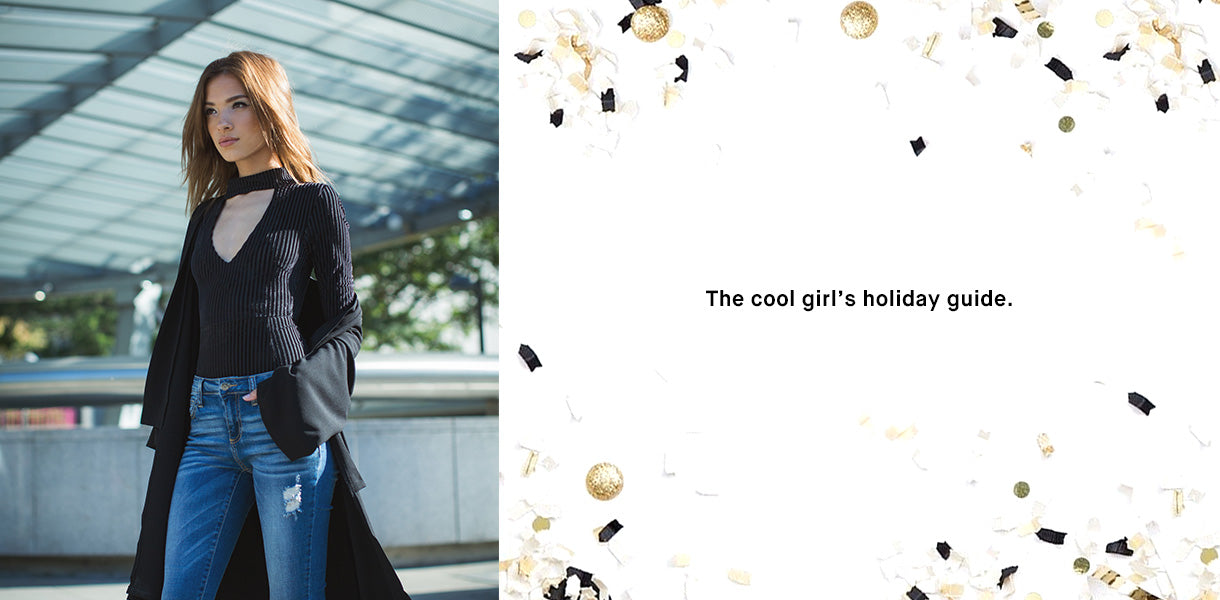 Cool Girl's Holiday Guide