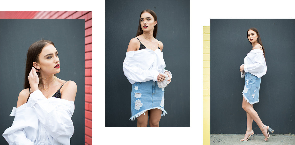 3 Outfits to Slay 2017
