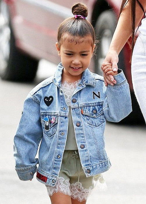 north west jean jacket