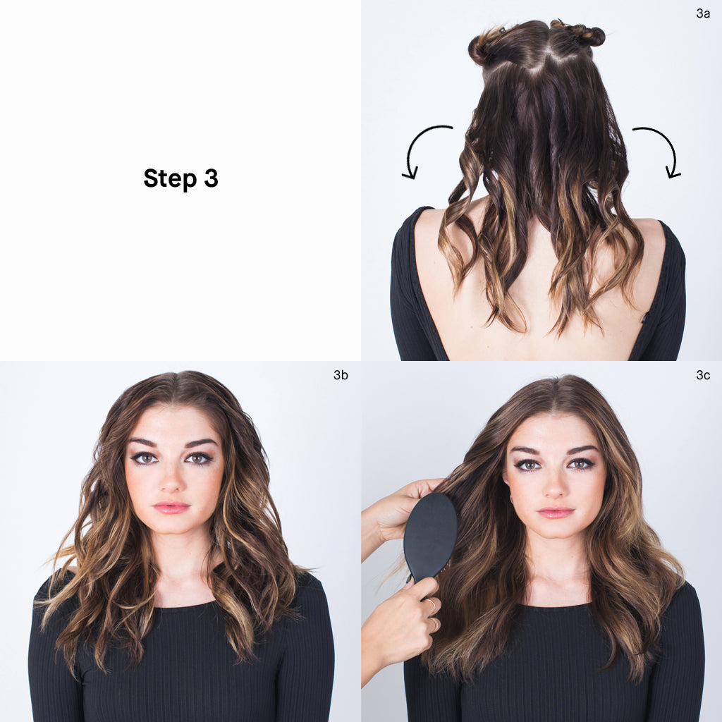 hair tutorial - edit