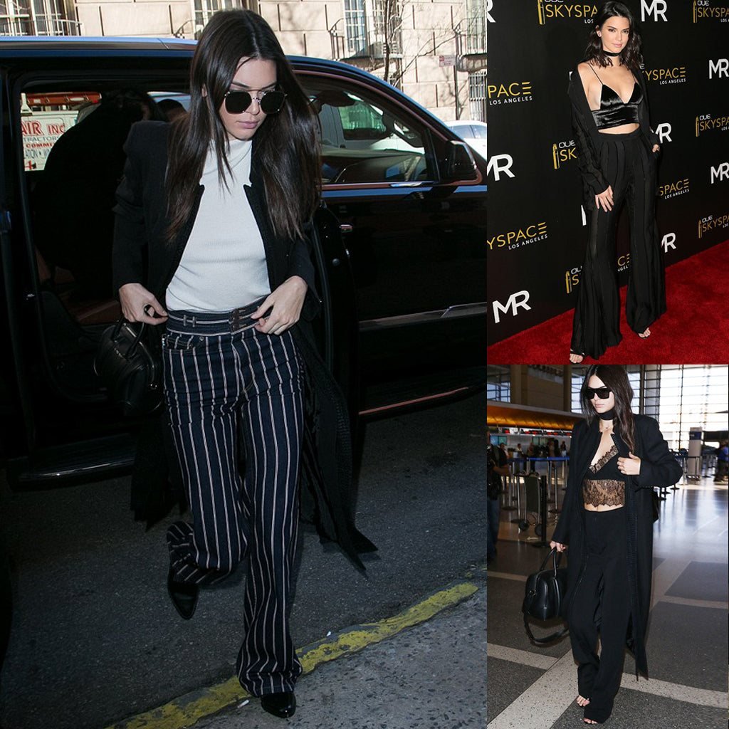 kendall - wide leg pants