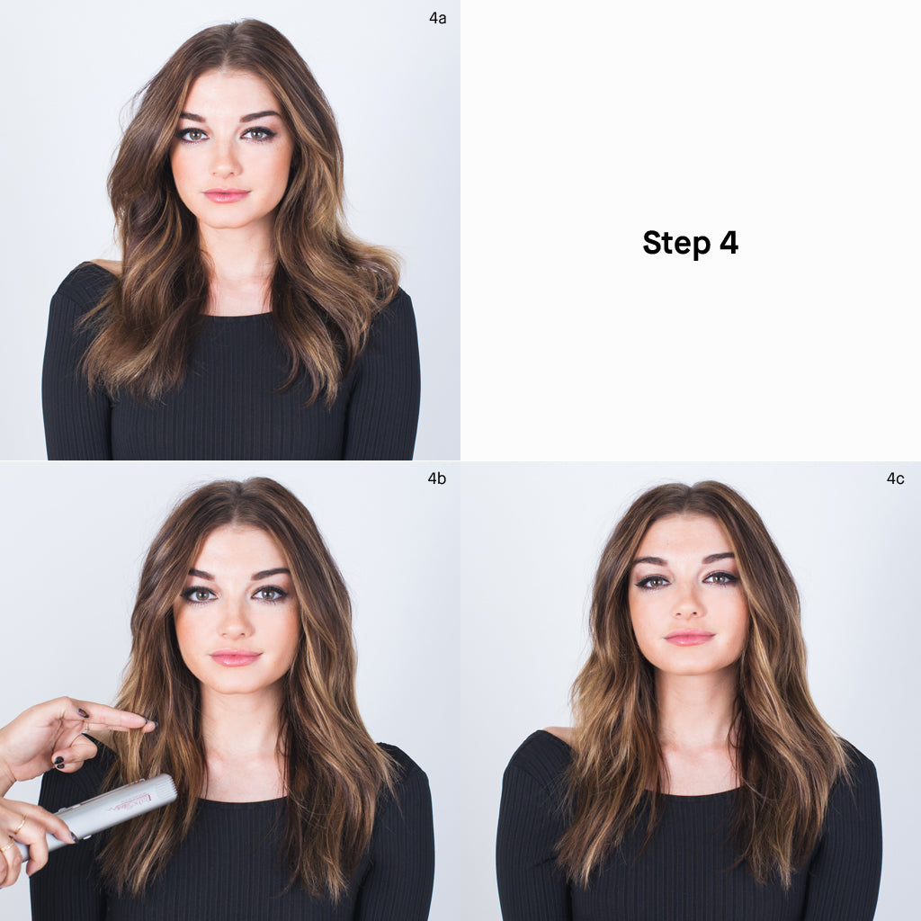 hair tutorial - waves