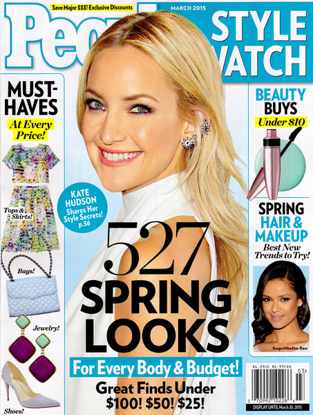 People StyleWatch March 2015 | 2020AVE