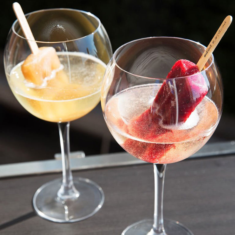 Prosecco Popsicle Cocktail Recipe