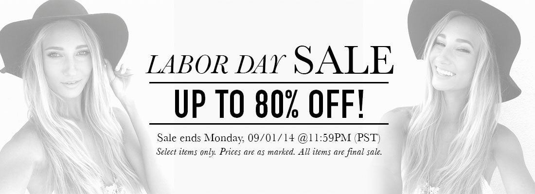 Labor Day Sale   2020AVE