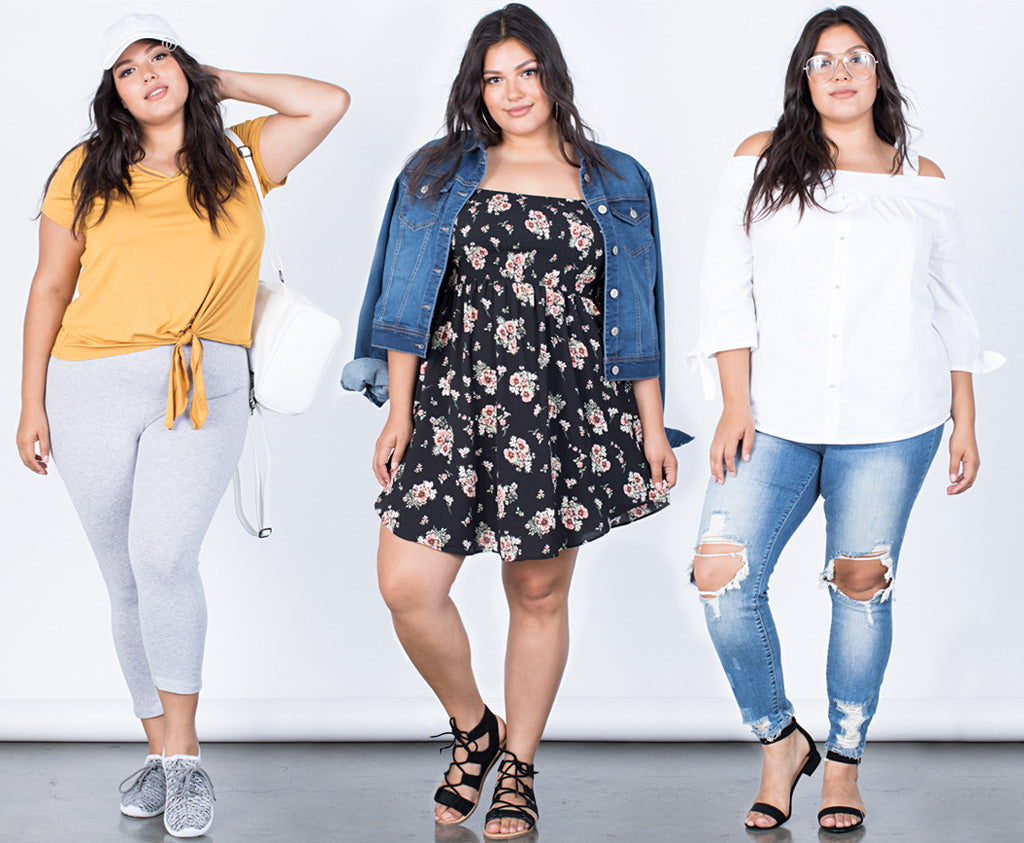 back to school looks for plus size under $100