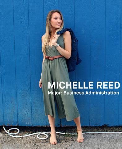 Back to School with Michelle Reed