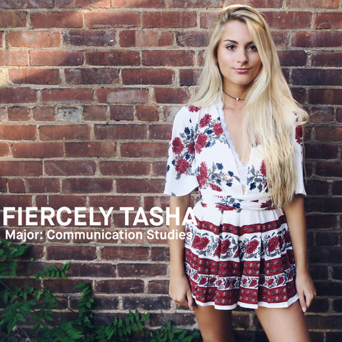 Back to School with Fiercely Tasha