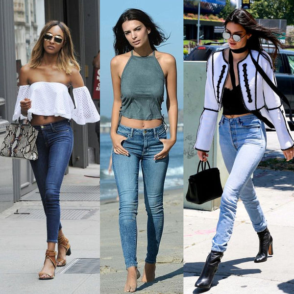 Classic Jeans Celebrity Style Inspiration