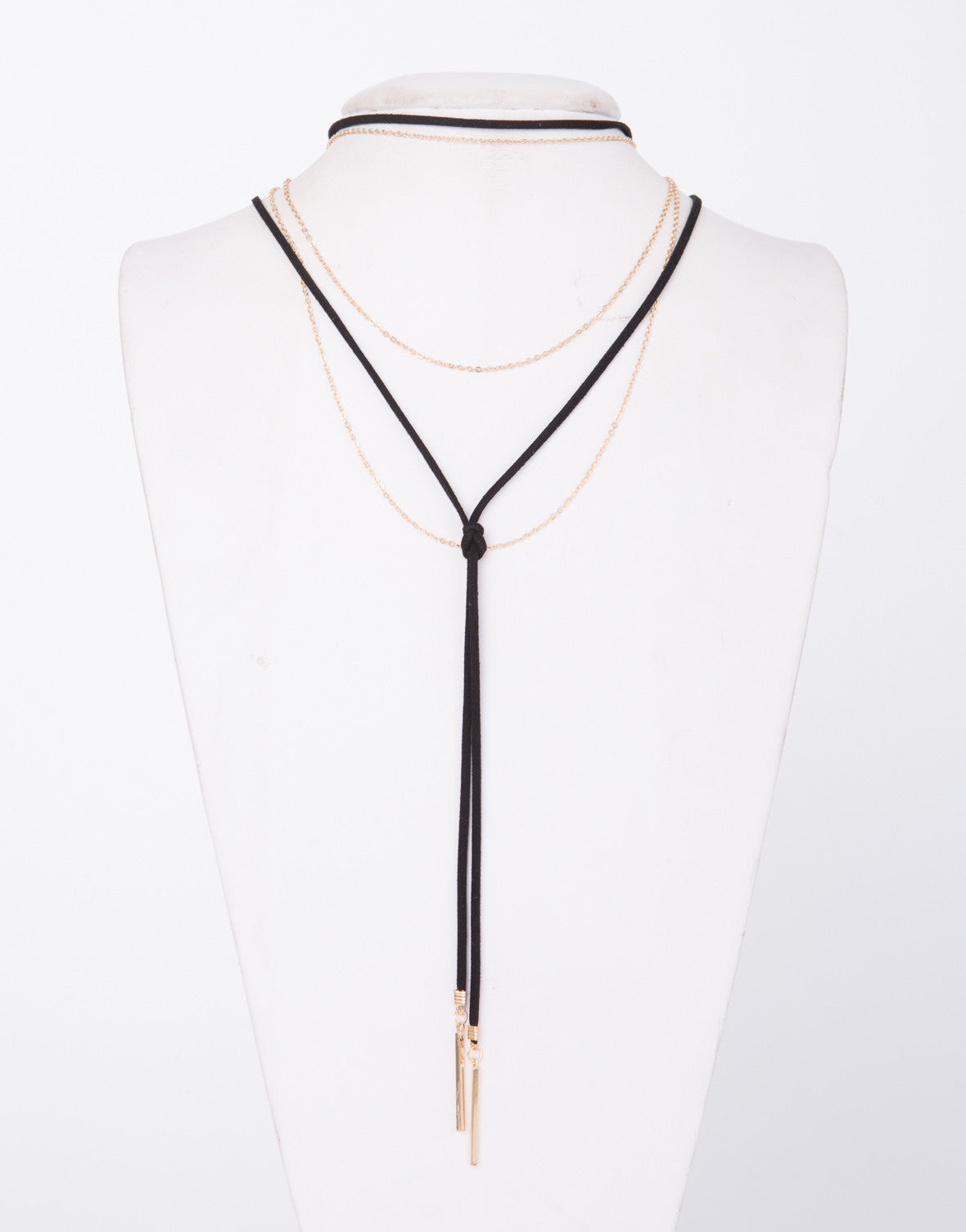 2 Become 1 Necklace - 2020AVE