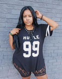 Plus Size Game on Tee - 2020AVE