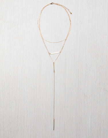 Adore Me Layered Necklace