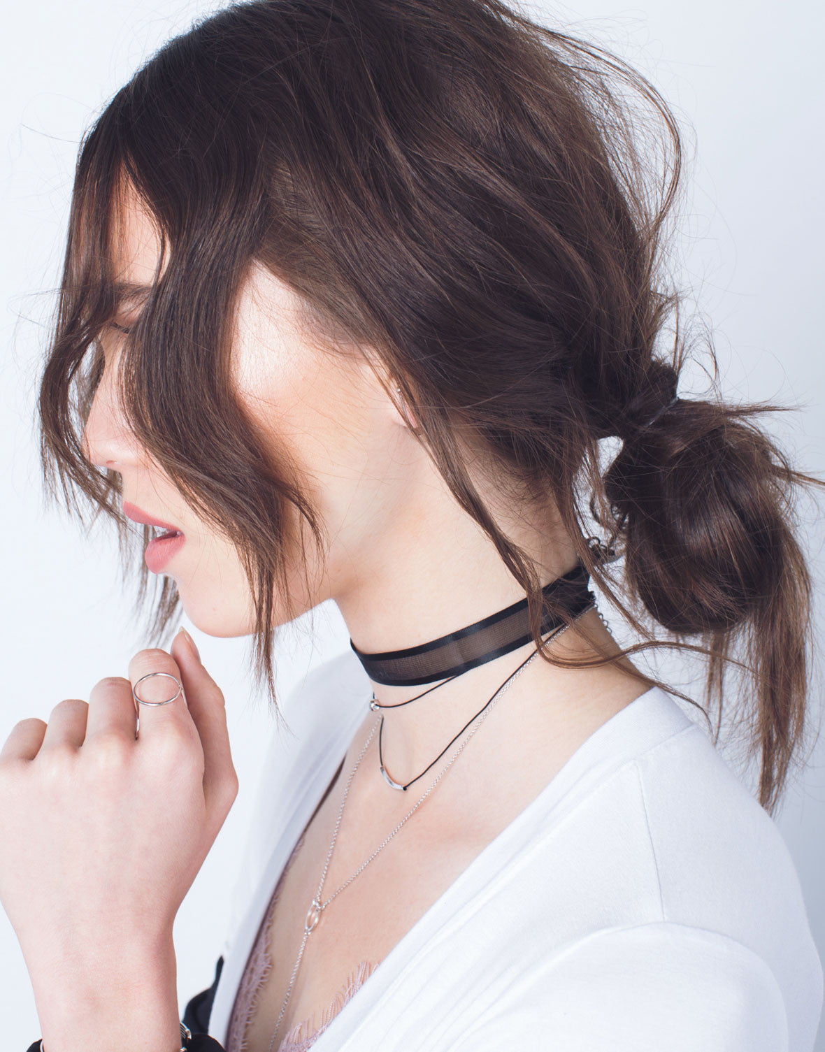 Mesh Choker Necklace - 2020AVE