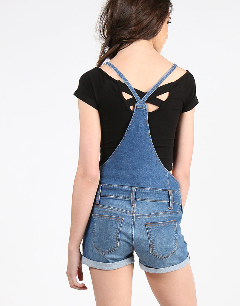 '90s Baby Overalls - 2020AVE