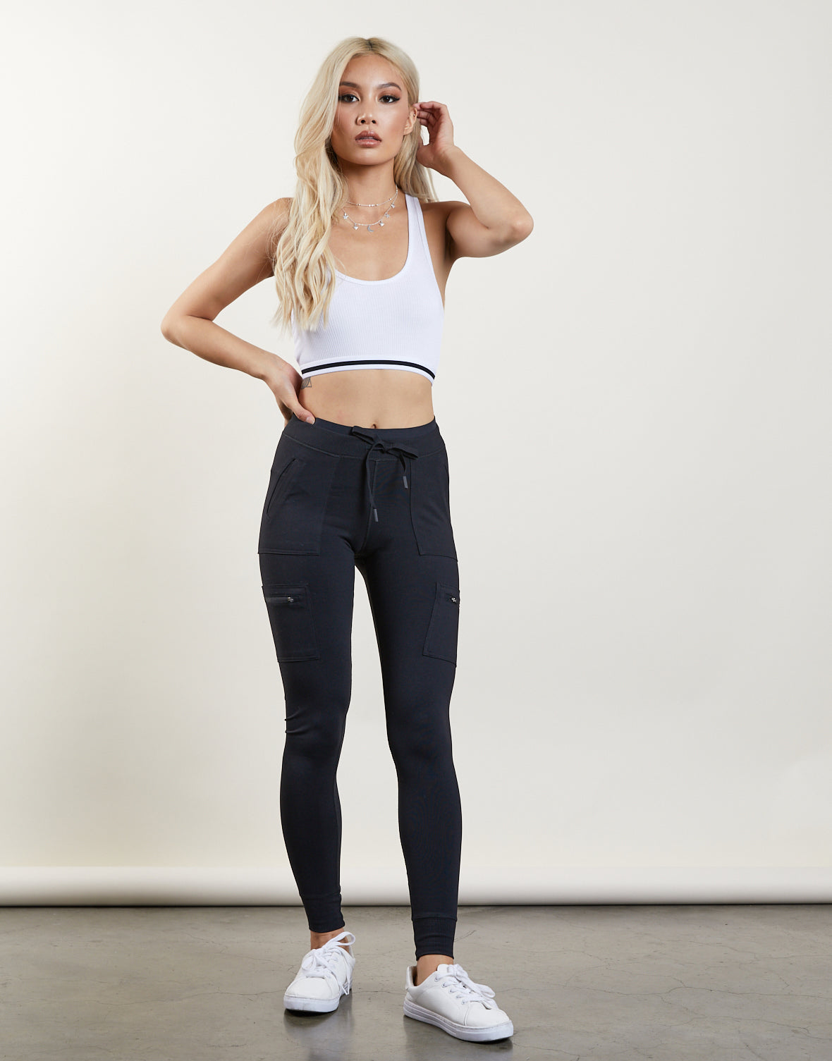 Stay Active Cargo Leggings