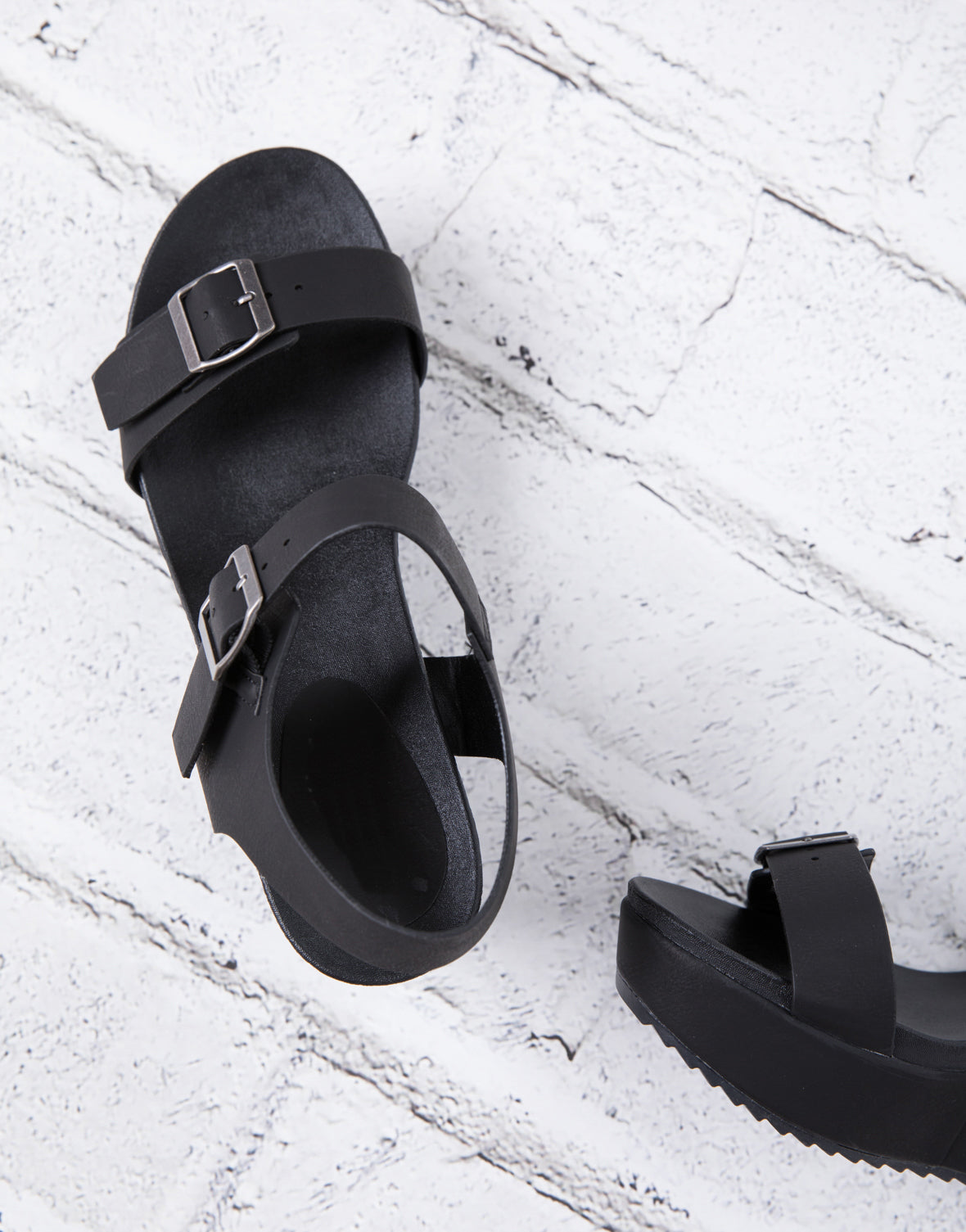 Addison Wedge Sandals