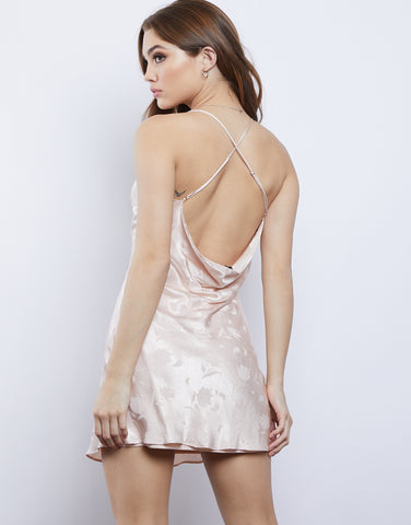 Adelina Slip Dress