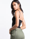 Adrienne Ribbed Tank