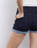 Ahoy Captain High Rise Shorts