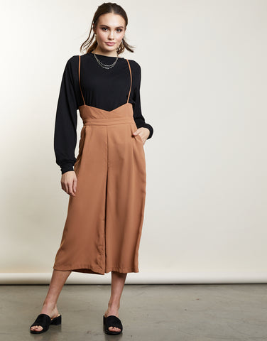 Always Here Wide Leg Jumpsuit