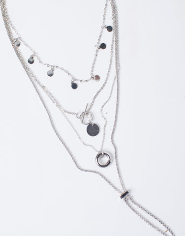 Around In Circles Necklace