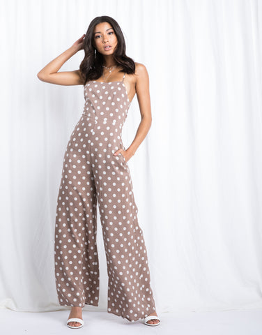Around The Way Jumpsuit