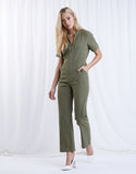 At Ease Utility Jumpsuit