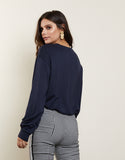 Basic Fleece Lined Top