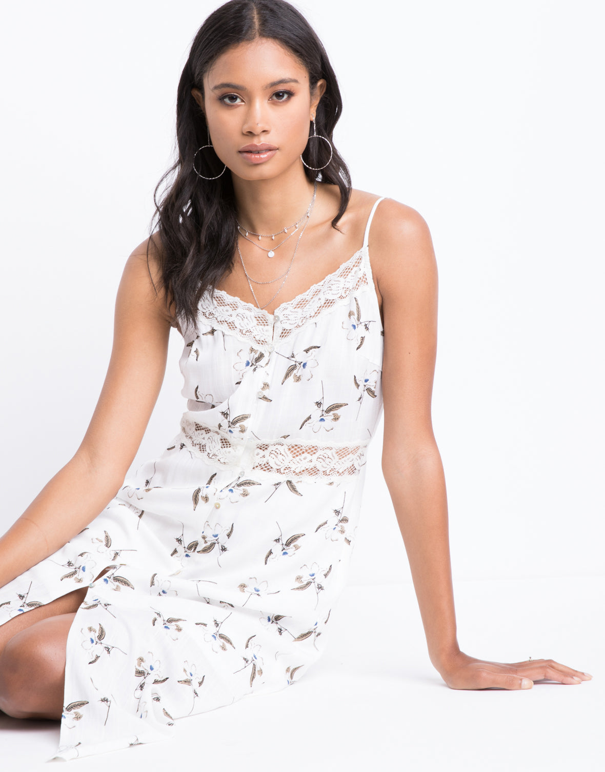 Be Free Floral Dress
