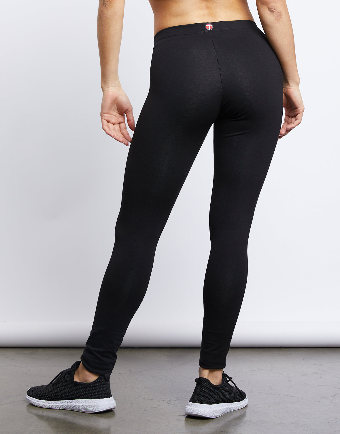 Bold Moves High Waisted Leggings