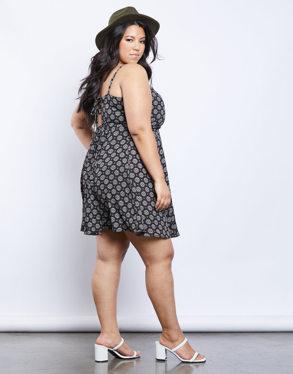 Plus Size Meredith Sundress