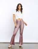 Carefree Flared Pants