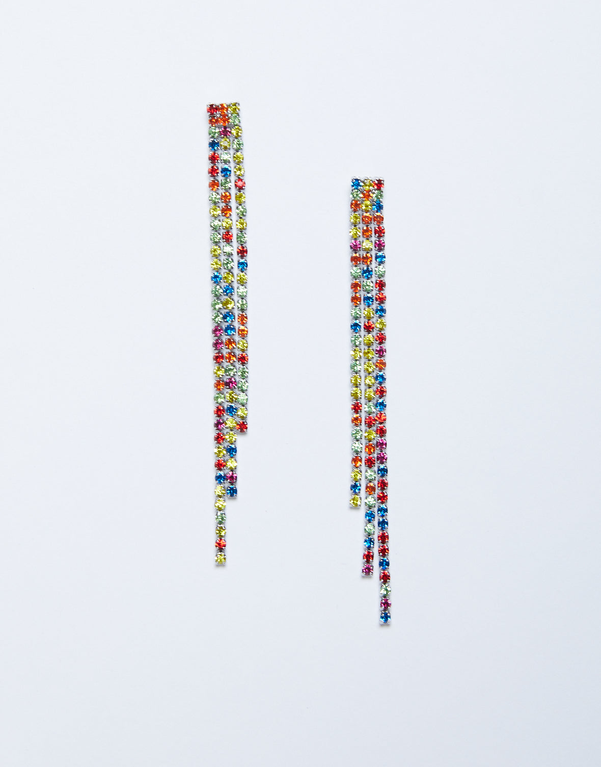 Cascading Rainbows Earrings