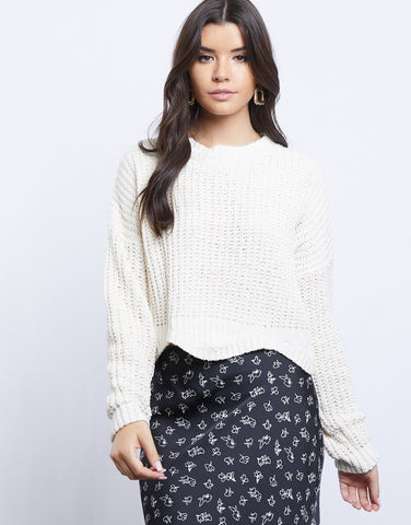 Cayley Knit Sweater
