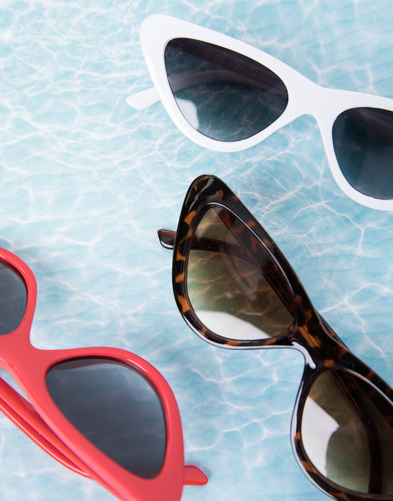 Center Of Attention Sunglasses Accessories -2020AVE