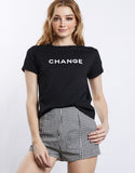 Change Graphic Tee