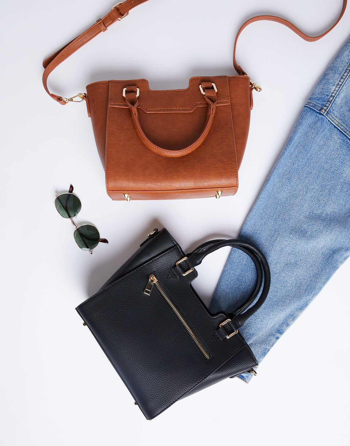 Classic Medium Satchel Bag