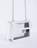 Clear Crossbody Bag