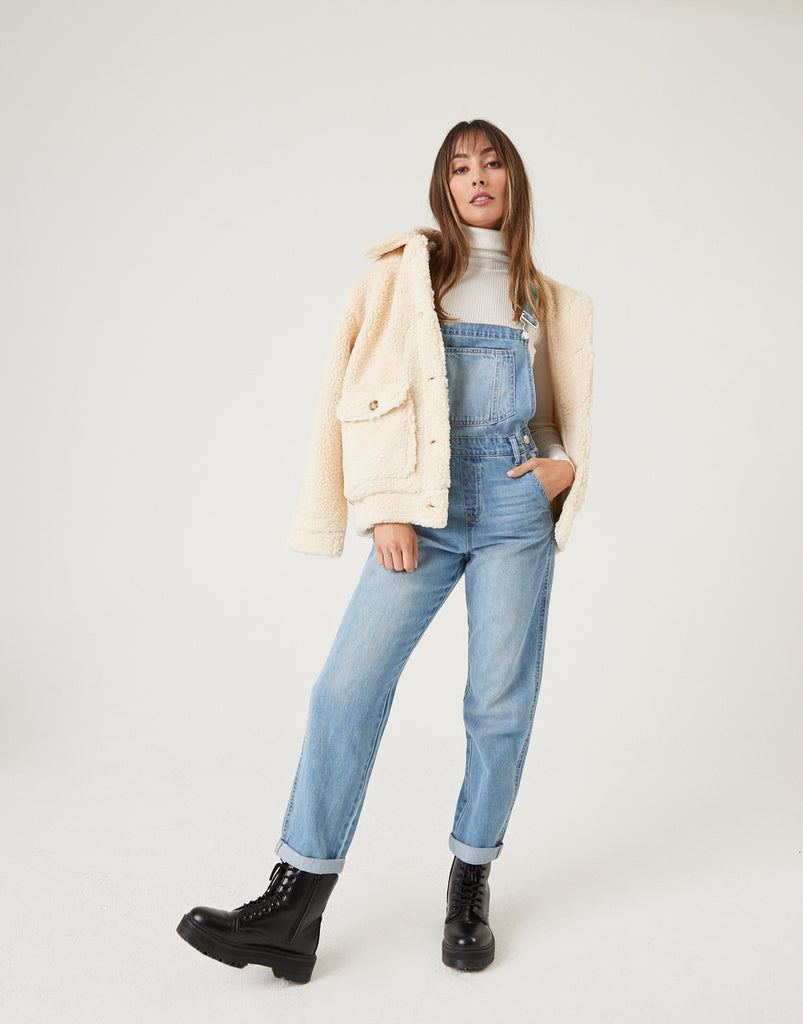 Mom Jean Overalls Rompers + Jumpsuits -2020AVE