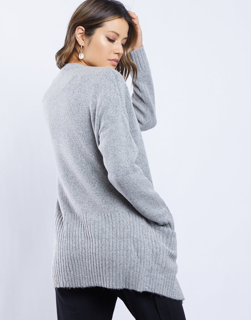 Cozy Kat Cardigan Outerwear -2020AVE