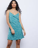 Daisy Chain Cowl Neck Sundress