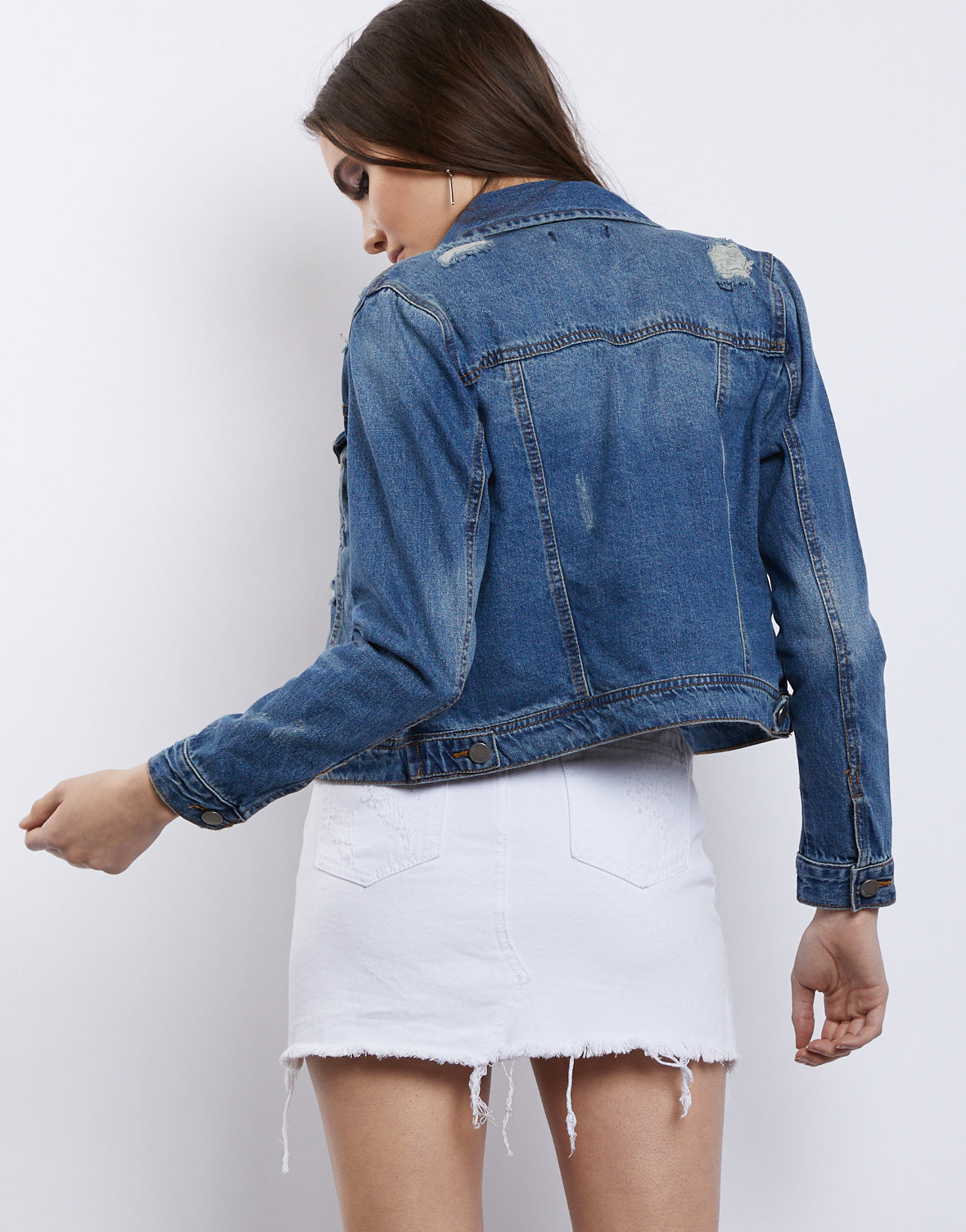 Day and Night Denim Jacket
