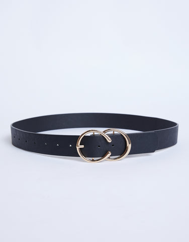 Double Take Circle Belt