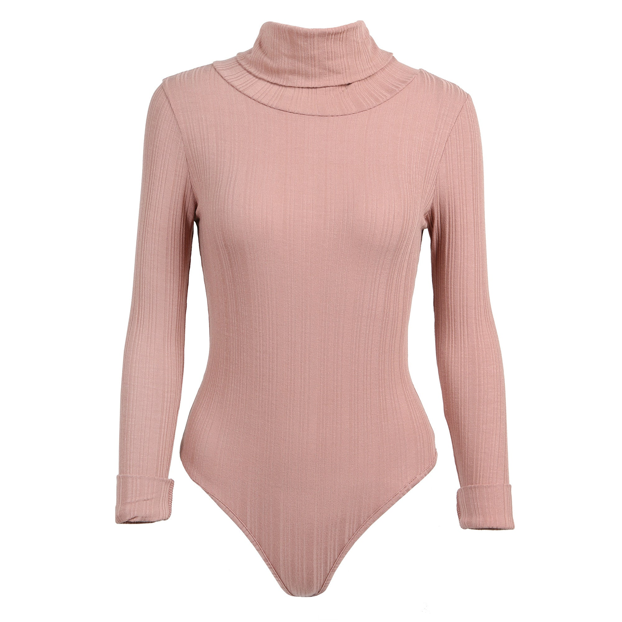 Downtown Turtleneck Bodysuit - 2020AVE