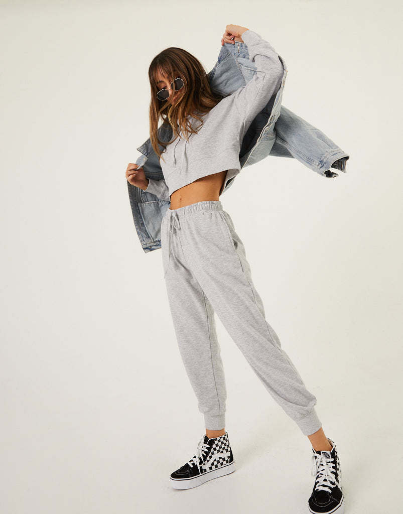 Classic Drawstring Joggers Bottoms -2020AVE
