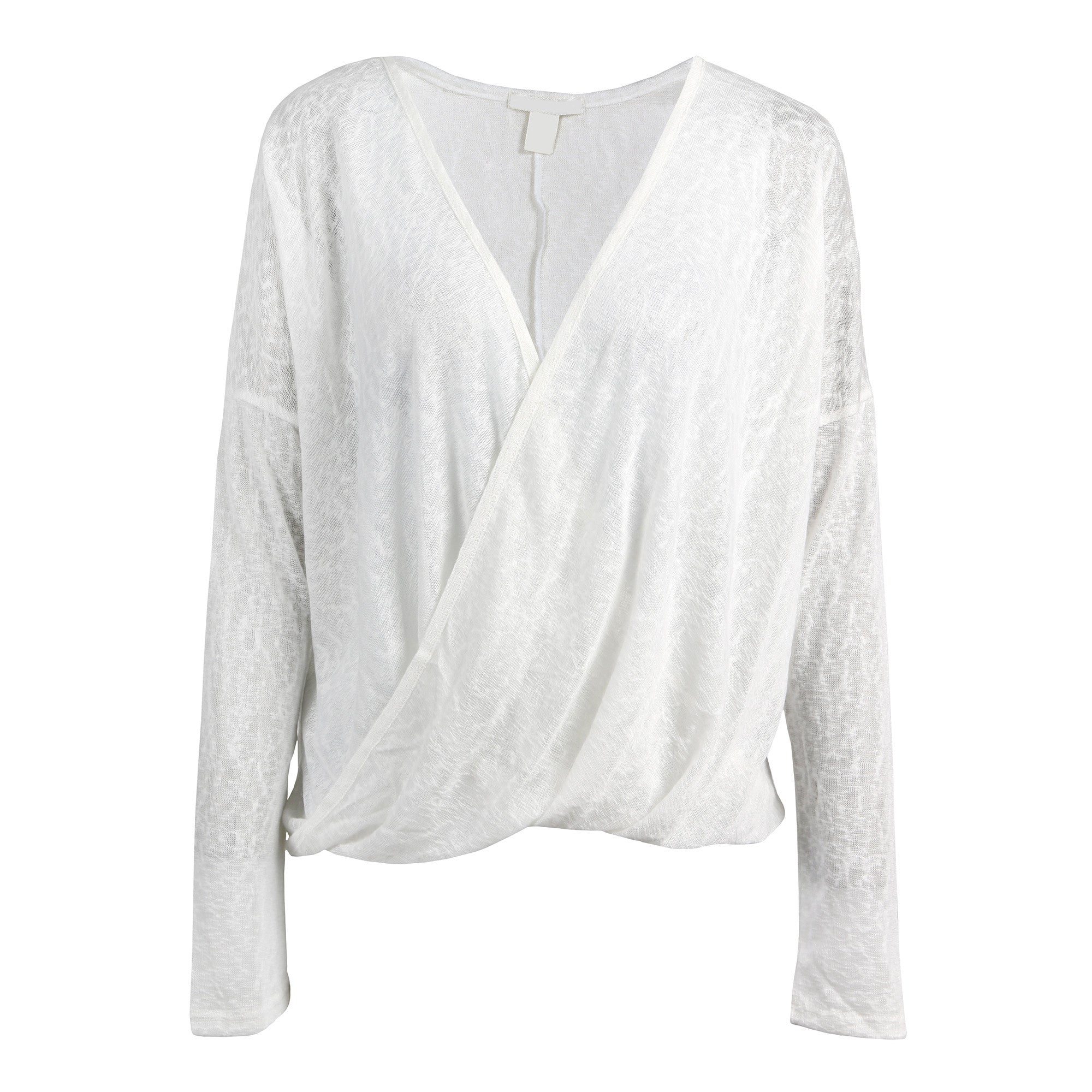 Drapey Long Sleeve Top - 2020AVE