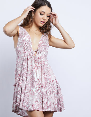 Eden Flowy Dress