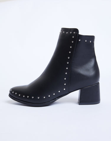 Emerson Studded Booties