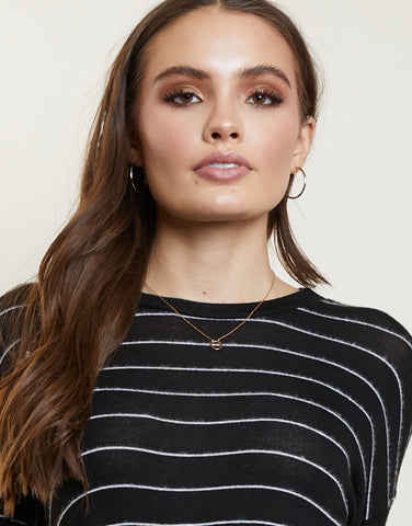 Essential Minimal Hoop Earrings